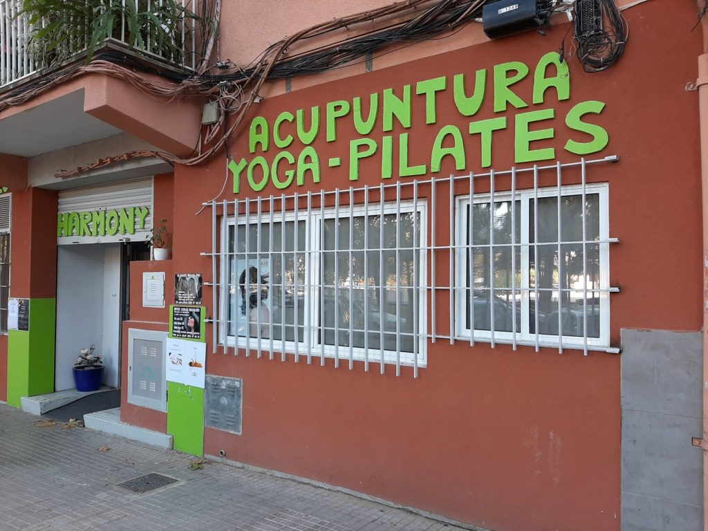 centro de yoga harmony, palma de mallorca
