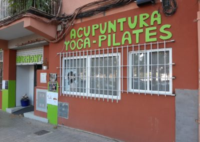 centro de yoga harmony