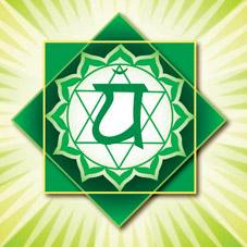 cuarto chakra anahata